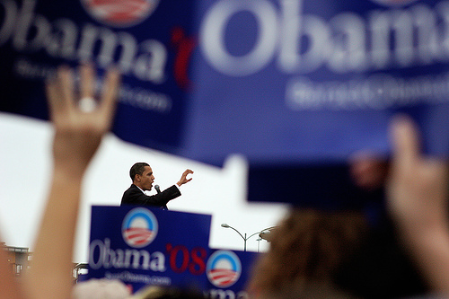 Barack Obama. Photo: Matt Wright/flickr CC