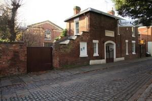 Gloucester Friends Meeting House. Photo: John Hall.